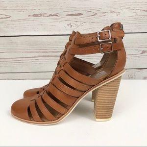 DV Dolce Vita Strappy Gladiator Heels Sandals